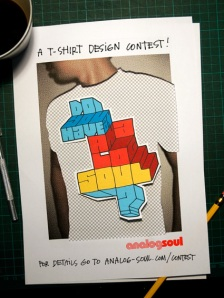 AnalogSoultshirtcontest